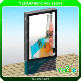 Aluminum Frame Double Sided Scrolling Light Box