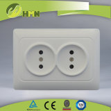 TUV certified EU standard 2 pin socket