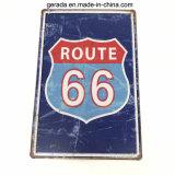 Traffic Warning Tin Sign