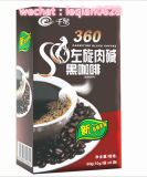 L-Carnitine Coffee Powder Official Genuine Instant 360 L-Coffee Non-Capsule Weight Loss Coffee OEM