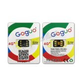 * Goguo V20 SIM Card Unlock iPhone 5 6 6s 7 Plus for All Ios GSM CDMA 2/3/4G