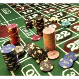PVC Printed Gambling Jetton Clay Poker Chips Chip
