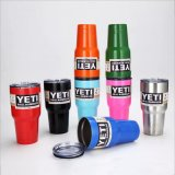 Portable 30oz Double Wall Stainless Steel Vacuum Insulated Tumbler (SH-SC51)