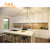 N&L Australian Style Two Pack Paint High Gloss Modern Kitchen Cabinet