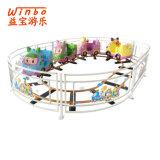 Hot Sale Amusement Equipment Game Machine Toy Track Train for Children Playground (T01)