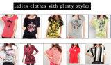 Ladies Stock T-Shirt Stock Garments
