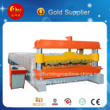 Glazed Roof Tile Roll Forming Equipment Production Line