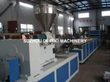 Double Cavity PVC Plastic Cable Trunking Extrusion Line