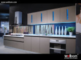 Ta New Lacquer Modern Kitchen Furniture Ce