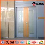 Ideabond Polyester Coating Aluminum Composite Panel for Door (AE-504)