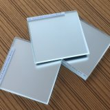 5mm Extra Clear Silver Mirror Acid Etched Glass with Ce & ISO9001