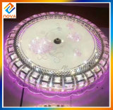 Crystal Bowl Light LED Surface Mounted Ceiling Lamp