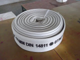 China Manufacture Fire Hose Lining Rubber/ PVC / PU