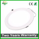 Top Quality Round Aluminum 3W/5W/7W/12W/15W/18W/20W/28W LED Panel Light