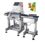 Check Weigher with High Accuracy