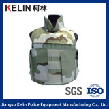 Camouflage Soft Bullet Proof Gilet for Military