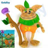 High Quality Custom Plush Cartoon Character Doll Stuffed Soft Toy