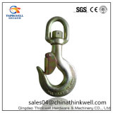 Top Quality Germany Type Forged Eye Swivel Hook with Latch