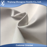 Jacquard Stripe Twisted Polyester Fake Memory Shell Fabric for Garment