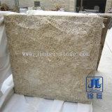 G682 Rusty Yellow Granite Mushroom Stone Wall Cladding
