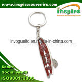 Surf Board Keychain with Bottle Opener
