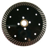 Diamond Cold Pressed Sintered Turbo Rim Saw Blade