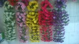 Best Selling Artificial Flowers of Hanging Flower Gu-Zj0005