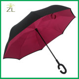 Profession Manufacturer Double Layer More Colors Inside out Inverted Umbrella