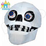 Amazing Wholesale Giant Halloween Party Inflatable Skull Model