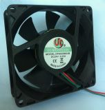 DC 8025 Brushless Fan 80X80X25mm Axial Flow Fan