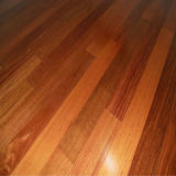 Brazilian Cherry Wood Flooring/Brazilian Cherry Jatoba Wood with Good Price for Building Project (SJ-3)