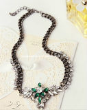 Shourouk Style Fashion Necklace/Fashion Jewelry (XJW13179)