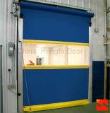 PVC Fabric Fast Rise Doors (HF-1123)