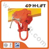 Plain Push Trolley Clamp with Shackle
