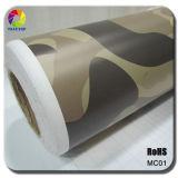 Tsautop Desert Camo Vinyl Camouflage Car Wrap