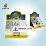 Point of Sell Paper Printed Full Color Printed Cardboard Top Counter Display Cardboard Stand Display