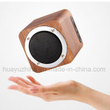 Mini Bluetooth Wooden Speaker