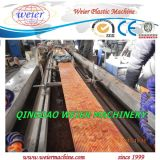 Green Outdoor WPC PVC Deck Floor Making Plant Machinery