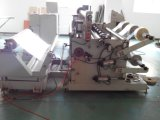 Auto Roll Adhesive Tape Label Slitting Laminating Machine
