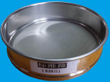 Fine Mesh Sieve with Aperture Sizes Down to 20 Microns