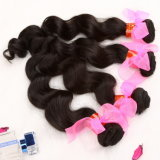 100% Virgin Human Hair Extension Remy Brazilian Hair Weft