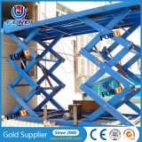 Industrial Mini Vertical Scissor Working Table Cargo Lift with Good Price Ce