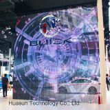 Transparent LED Video Wall for Any Size