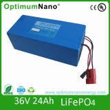 36V 35ah LiFePO4 Battery Pack for E-Motorcycles