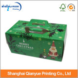 Latest Lovely Takeaway Food Packaging Cake Box with Handle (AZ122007)