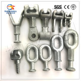 Forged Electric Power Fitting Clevis Socket Eye Ball Eye
