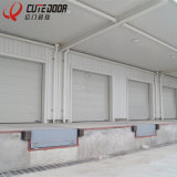 Safely Automatic Sectional Aluminium Extrusion Industry Garage Interior Door