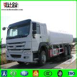 Sinotruk HOWO 25cbm Capacity Fuel Oil Tanker Truck Price