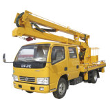 4X2 High Working Truck 16m High Operation Truck