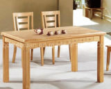 Solid Wooden Dining Table Living Room Furniture (M-X2446)